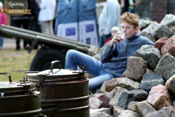 Кейтеринг в Калининграде от Грильяж